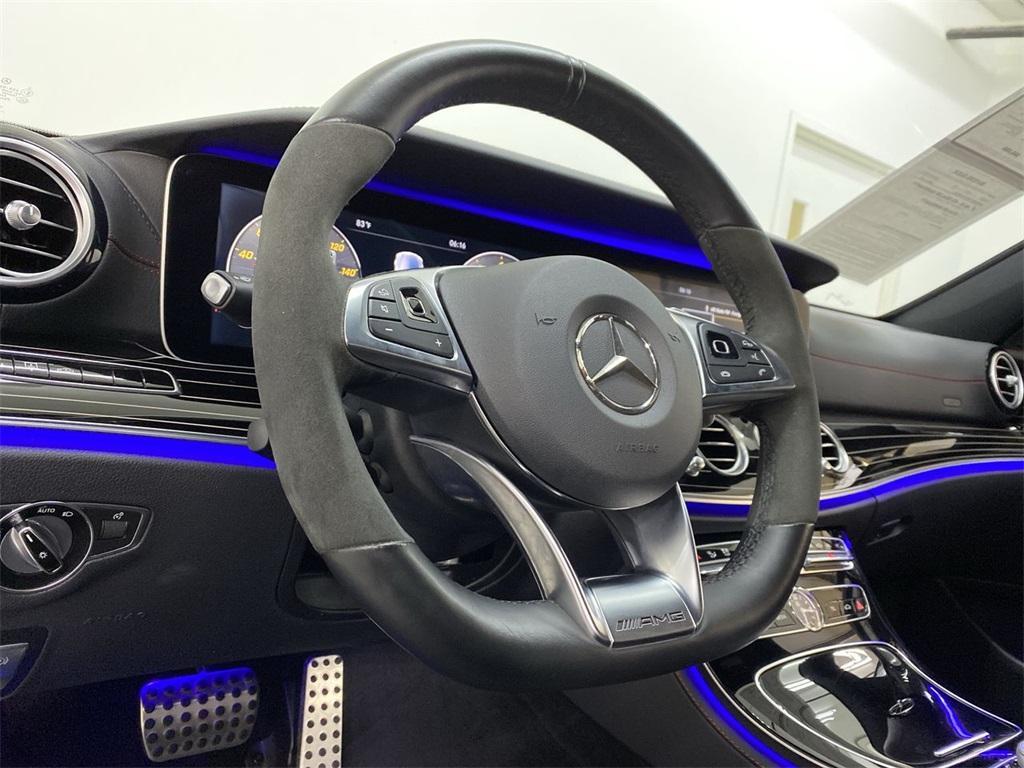 Used 2017 Mercedes-Benz E-Class E 43 AMG for sale $58,888 at Gravity Autos Marietta in Marietta GA 30060 24