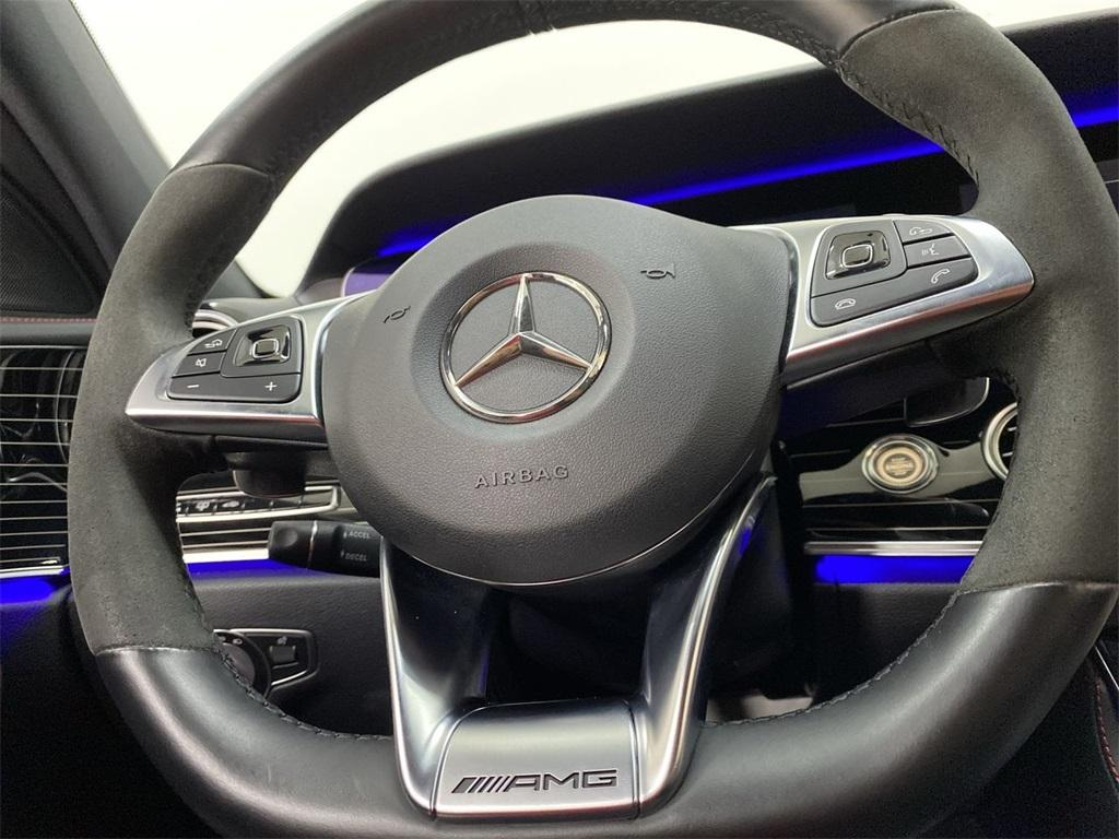Used 2017 Mercedes-Benz E-Class E 43 AMG for sale $58,888 at Gravity Autos Marietta in Marietta GA 30060 26