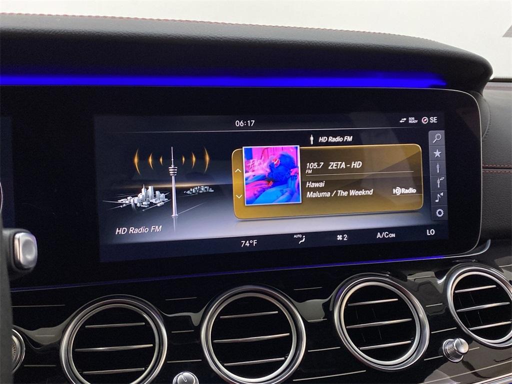 Used 2017 Mercedes-Benz E-Class E 43 AMG for sale $58,888 at Gravity Autos Marietta in Marietta GA 30060 33