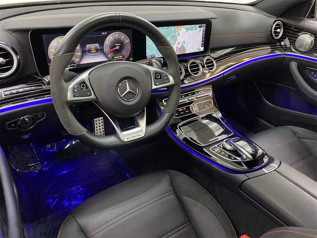 Used 2017 Mercedes-Benz E-Class E 43 AMG for sale $58,888 at Gravity Autos Marietta in Marietta GA 30060 40