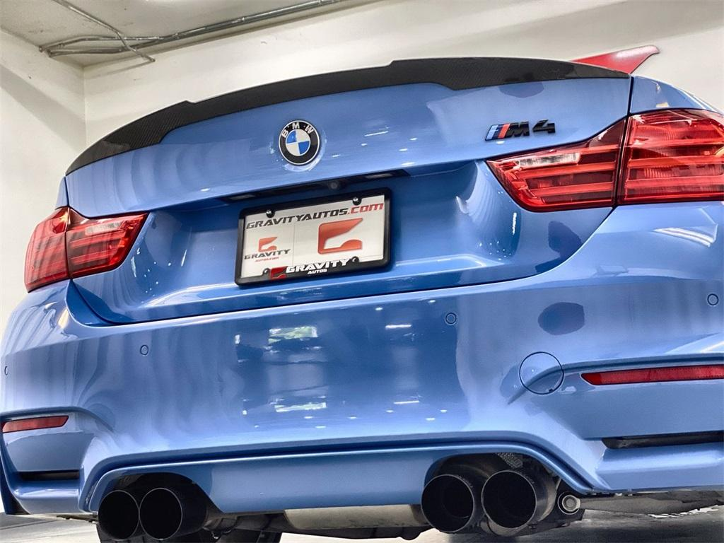 Used 2017 BMW M4 Base for sale $48,988 at Gravity Autos Marietta in Marietta GA 30060 12