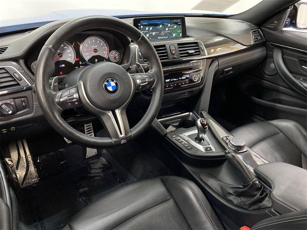 Used 2017 BMW M4 Base for sale $48,988 at Gravity Autos Marietta in Marietta GA 30060 41