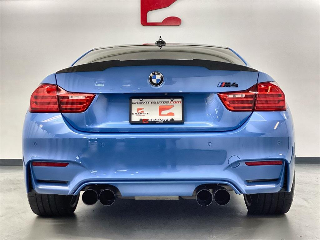 Used 2017 BMW M4 Base for sale $48,988 at Gravity Autos Marietta in Marietta GA 30060 8