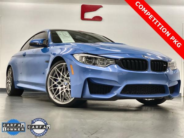 Used 2017 BMW M4 Base for sale $48,988 at Gravity Autos Marietta in Marietta GA