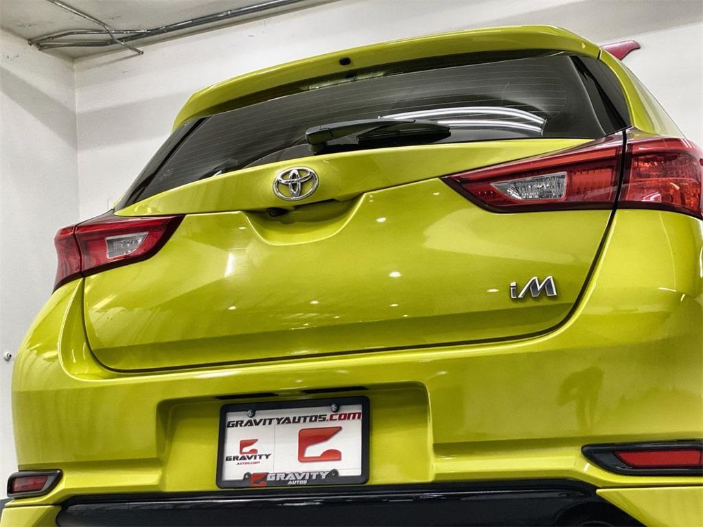 Used 2017 Toyota Corolla iM Base for sale $16,222 at Gravity Autos Marietta in Marietta GA 30060 10