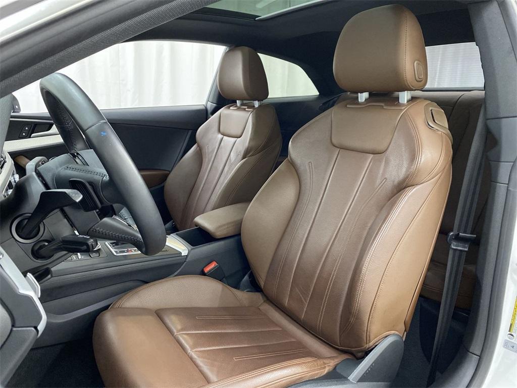 Used 2018 Audi A5 2.0T Premium Plus for sale $33,444 at Gravity Autos Marietta in Marietta GA 30060 10