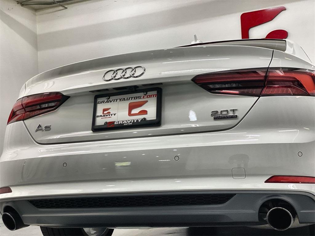 Used 2018 Audi A5 2.0T Premium Plus for sale $33,444 at Gravity Autos Marietta in Marietta GA 30060 14