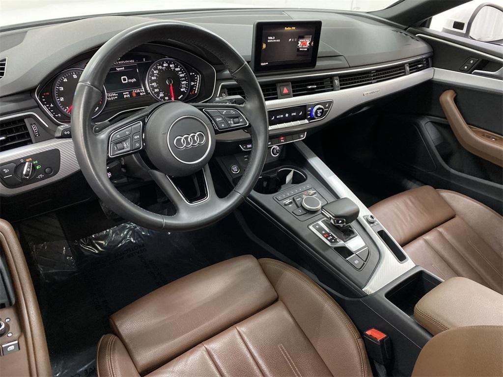 Used 2018 Audi A5 2.0T Premium Plus for sale $33,444 at Gravity Autos Marietta in Marietta GA 30060 40