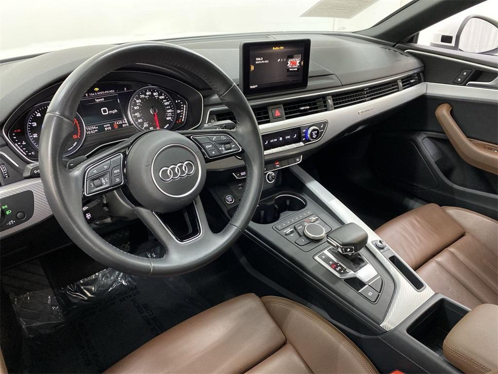 Used 2018 Audi A5 2.0T Premium Plus for sale $33,444 at Gravity Autos Marietta in Marietta GA 30060 8