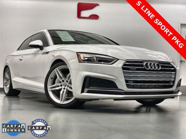 Used 2018 Audi A5 2.0T Premium Plus for sale $33,444 at Gravity Autos Marietta in Marietta GA