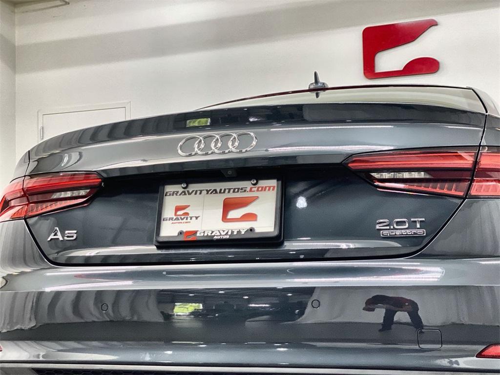 Used 2018 Audi A5 2.0T Premium Plus for sale $32,888 at Gravity Autos Marietta in Marietta GA 30060 12