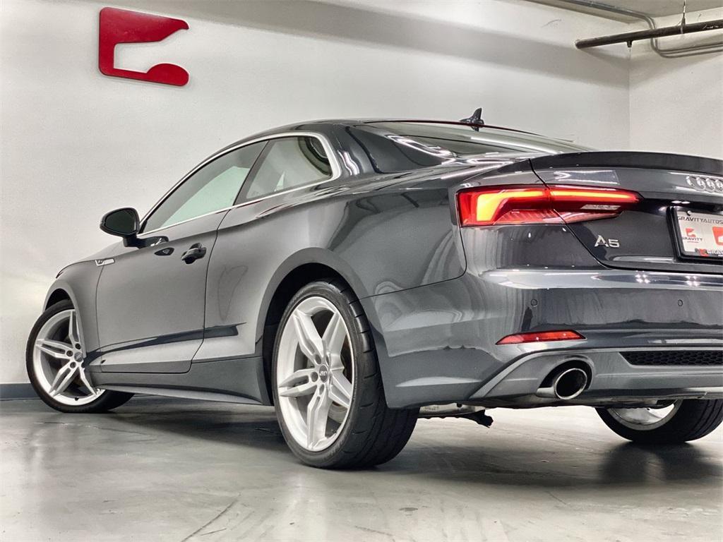 Used 2018 Audi A5 2.0T Premium Plus for sale $32,888 at Gravity Autos Marietta in Marietta GA 30060 13