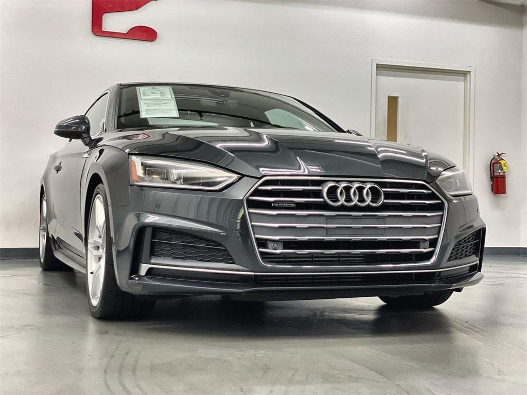 Used 2018 Audi A5 2.0T Premium Plus for sale $32,888 at Gravity Autos Marietta in Marietta GA 30060 3