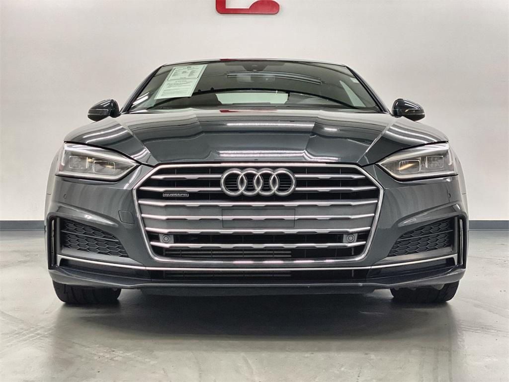 Used 2018 Audi A5 2.0T Premium Plus for sale $32,888 at Gravity Autos Marietta in Marietta GA 30060 4