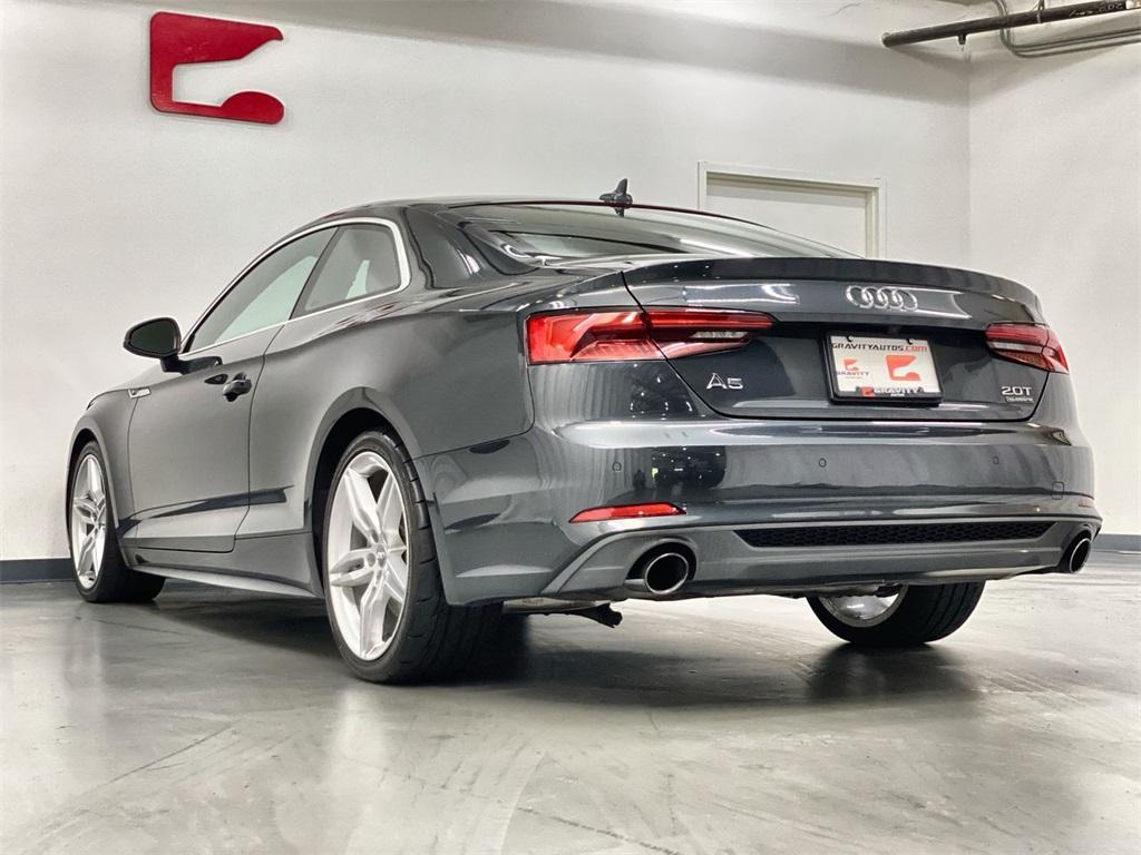 Used 2018 Audi A5 2.0T Premium Plus for sale $32,888 at Gravity Autos Marietta in Marietta GA 30060 7