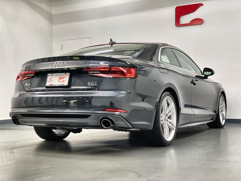 Used 2018 Audi A5 2.0T Premium Plus for sale $32,888 at Gravity Autos Marietta in Marietta GA 30060 9