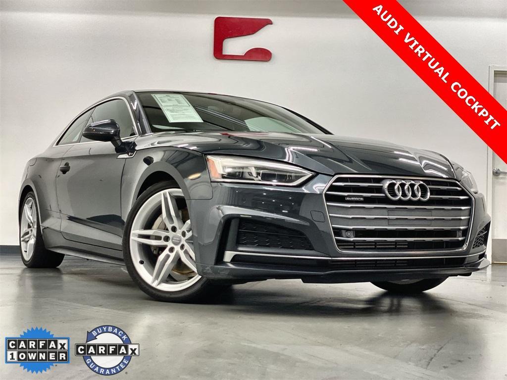 Used 2018 Audi A5 2.0T Premium Plus for sale $32,888 at Gravity Autos Marietta in Marietta GA 30060 1