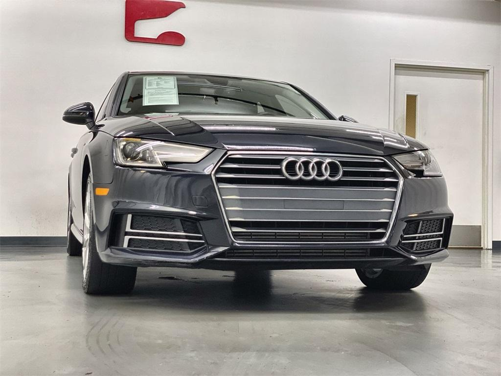 Used 2018 Audi A4 2.0T ultra Premium for sale $26,888 at Gravity Autos Marietta in Marietta GA 30060 3