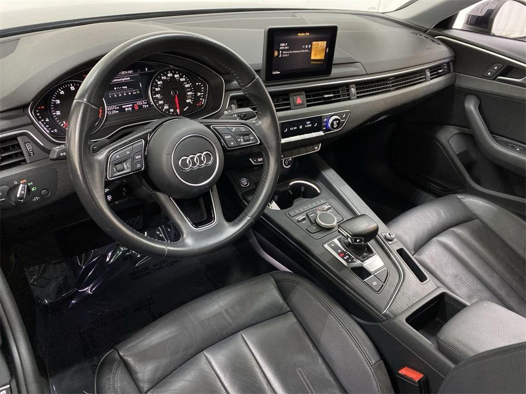 Used 2018 Audi A4 2.0T ultra Premium for sale $26,888 at Gravity Autos Marietta in Marietta GA 30060 34