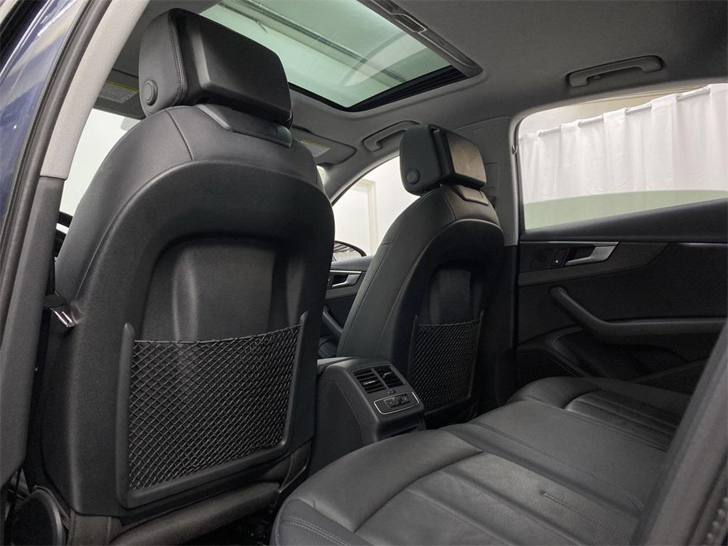 Used 2018 Audi A4 2.0T ultra Premium for sale $26,888 at Gravity Autos Marietta in Marietta GA 30060 36