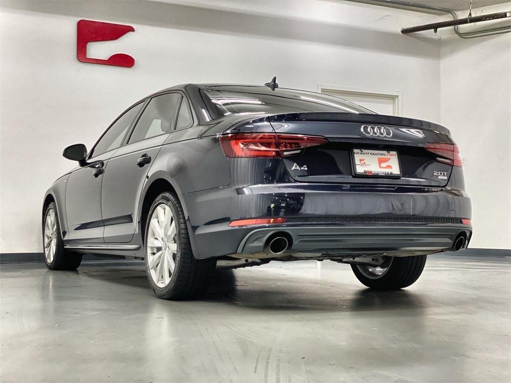 Used 2018 Audi A4 2.0T ultra Premium for sale $26,888 at Gravity Autos Marietta in Marietta GA 30060 6
