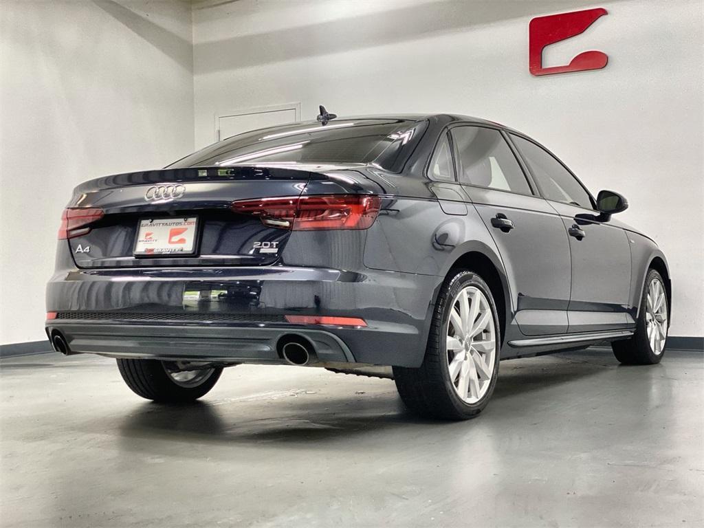 Used 2018 Audi A4 2.0T ultra Premium for sale $26,888 at Gravity Autos Marietta in Marietta GA 30060 7