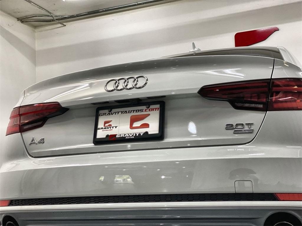 Used 2018 Audi A4 2.0T ultra Premium for sale $27,888 at Gravity Autos Marietta in Marietta GA 30060 10