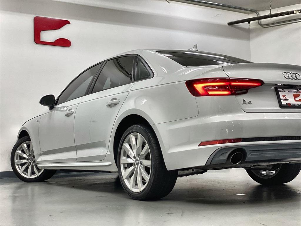 Used 2018 Audi A4 2.0T ultra Premium for sale $27,888 at Gravity Autos Marietta in Marietta GA 30060 11