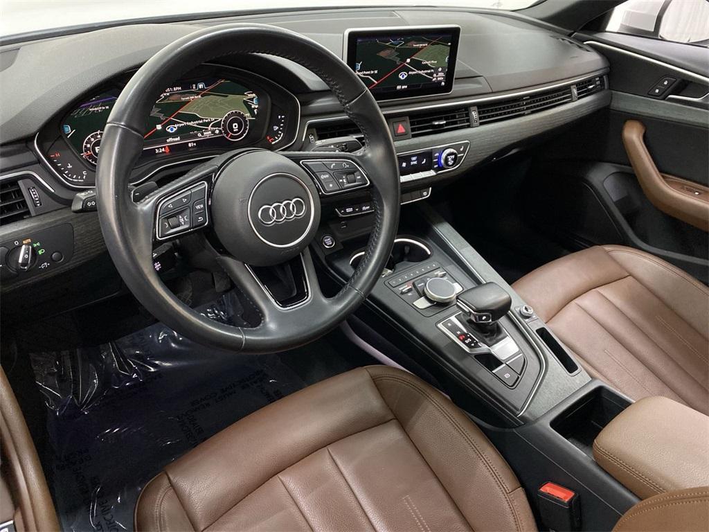Used 2018 Audi A4 2.0T ultra Premium for sale $27,888 at Gravity Autos Marietta in Marietta GA 30060 36