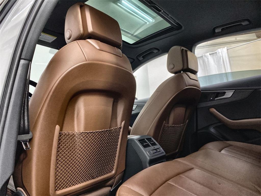 Used 2018 Audi A4 2.0T ultra Premium for sale $27,888 at Gravity Autos Marietta in Marietta GA 30060 38