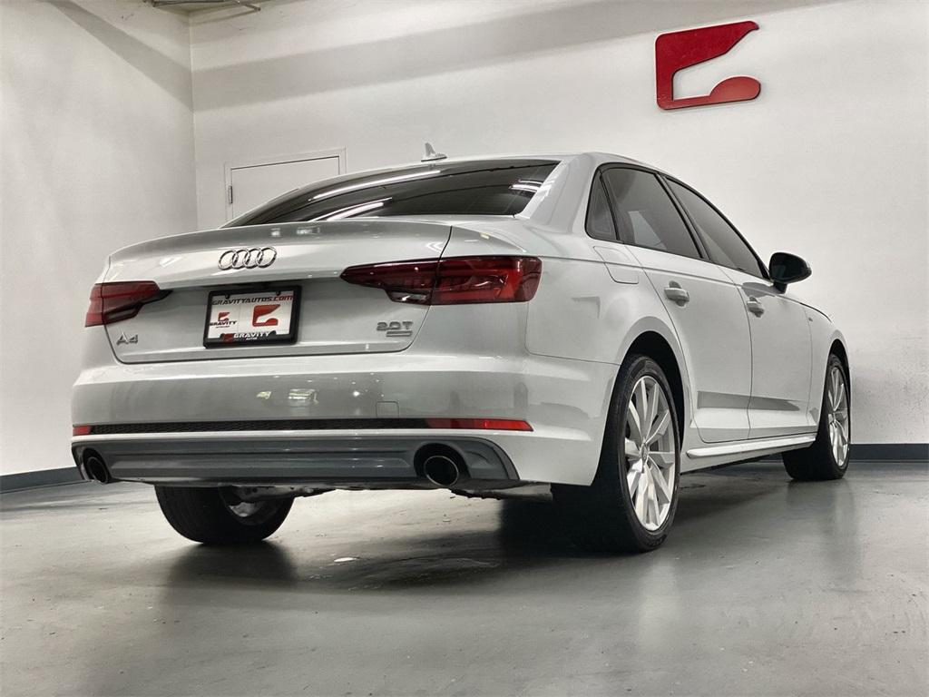 Used 2018 Audi A4 2.0T ultra Premium for sale $27,888 at Gravity Autos Marietta in Marietta GA 30060 7