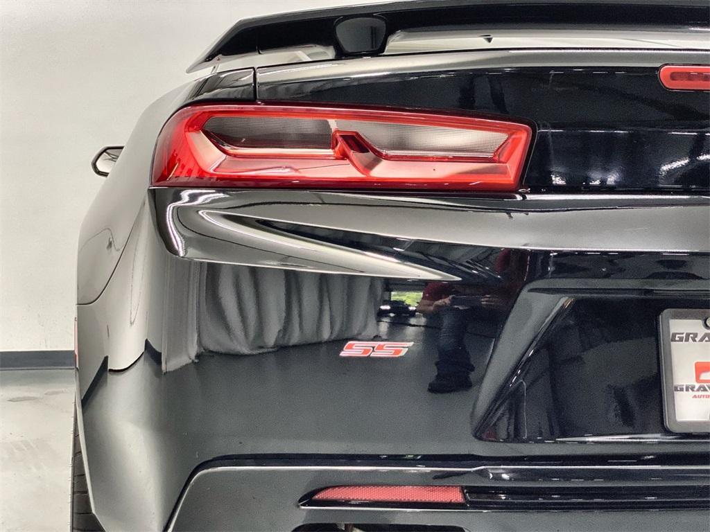 Used 2017 Chevrolet Camaro SS for sale $39,999 at Gravity Autos Marietta in Marietta GA 30060 11