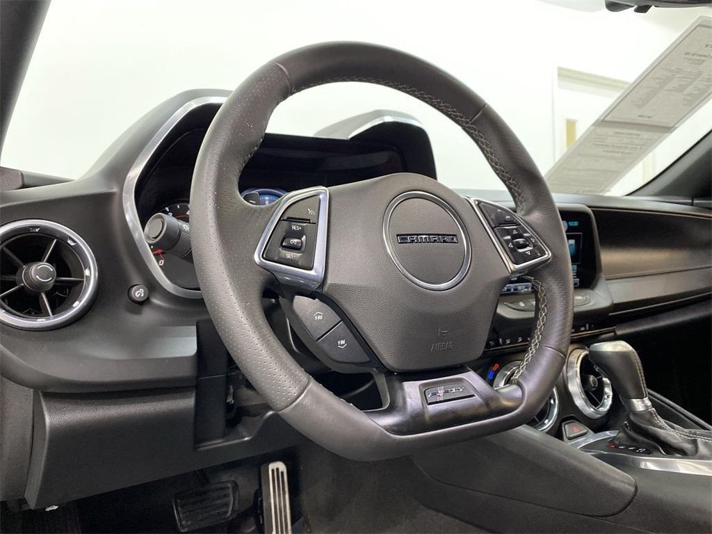 Used 2017 Chevrolet Camaro SS for sale $39,999 at Gravity Autos Marietta in Marietta GA 30060 22