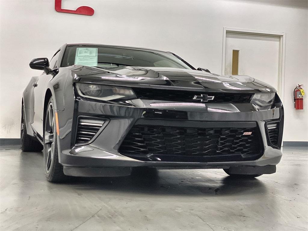Used 2017 Chevrolet Camaro SS for sale $39,999 at Gravity Autos Marietta in Marietta GA 30060 3
