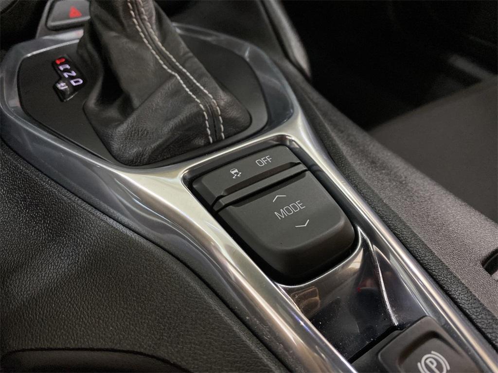 Used 2017 Chevrolet Camaro SS for sale $39,999 at Gravity Autos Marietta in Marietta GA 30060 33