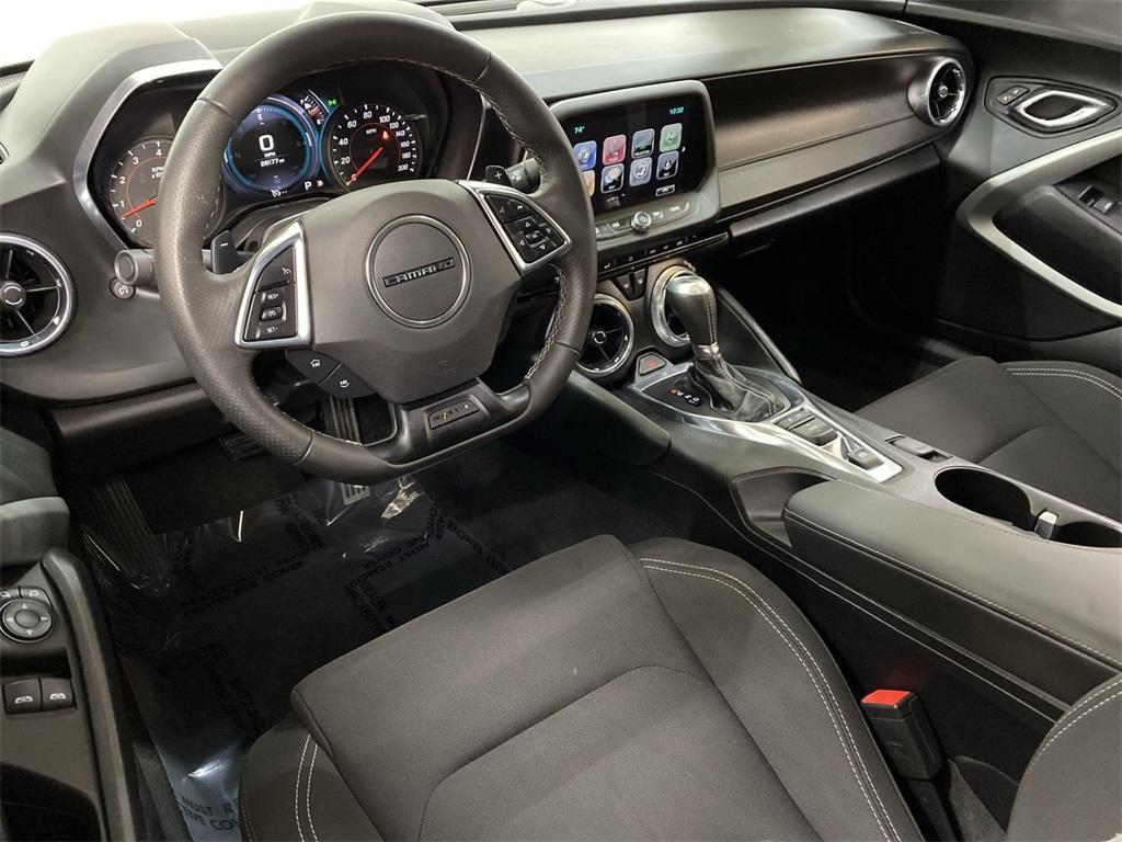 Used 2017 Chevrolet Camaro SS for sale $39,999 at Gravity Autos Marietta in Marietta GA 30060 35