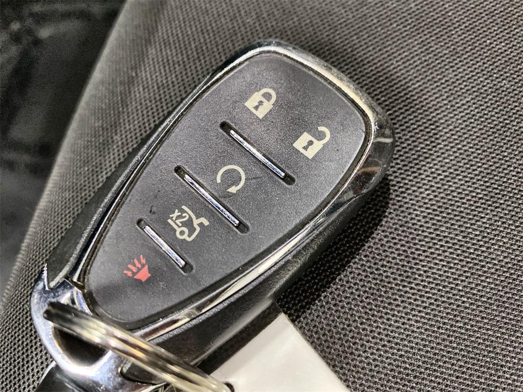 Used 2017 Chevrolet Camaro SS for sale $39,999 at Gravity Autos Marietta in Marietta GA 30060 37