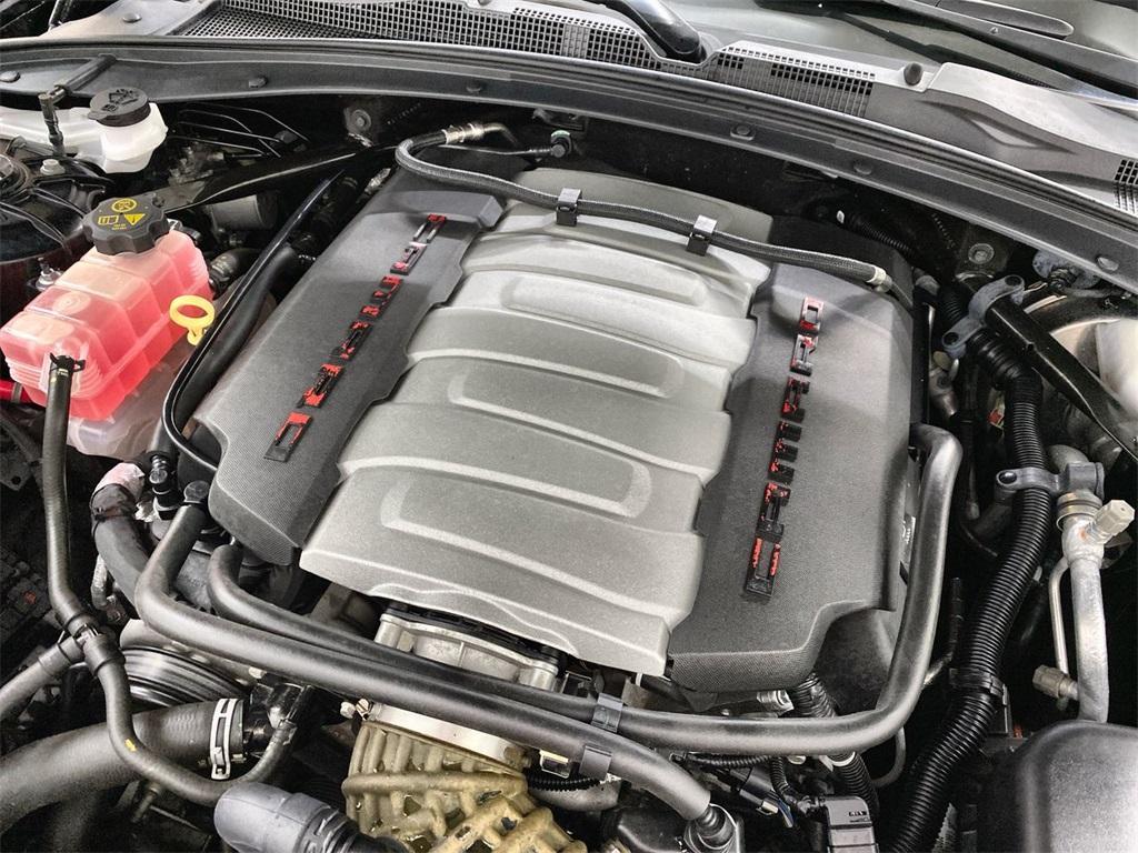 Used 2017 Chevrolet Camaro SS for sale $39,999 at Gravity Autos Marietta in Marietta GA 30060 39