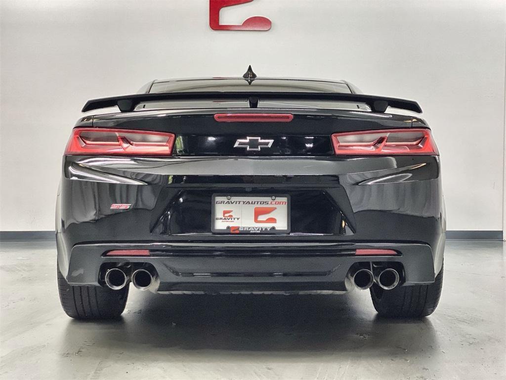 Used 2017 Chevrolet Camaro SS for sale $39,999 at Gravity Autos Marietta in Marietta GA 30060 8