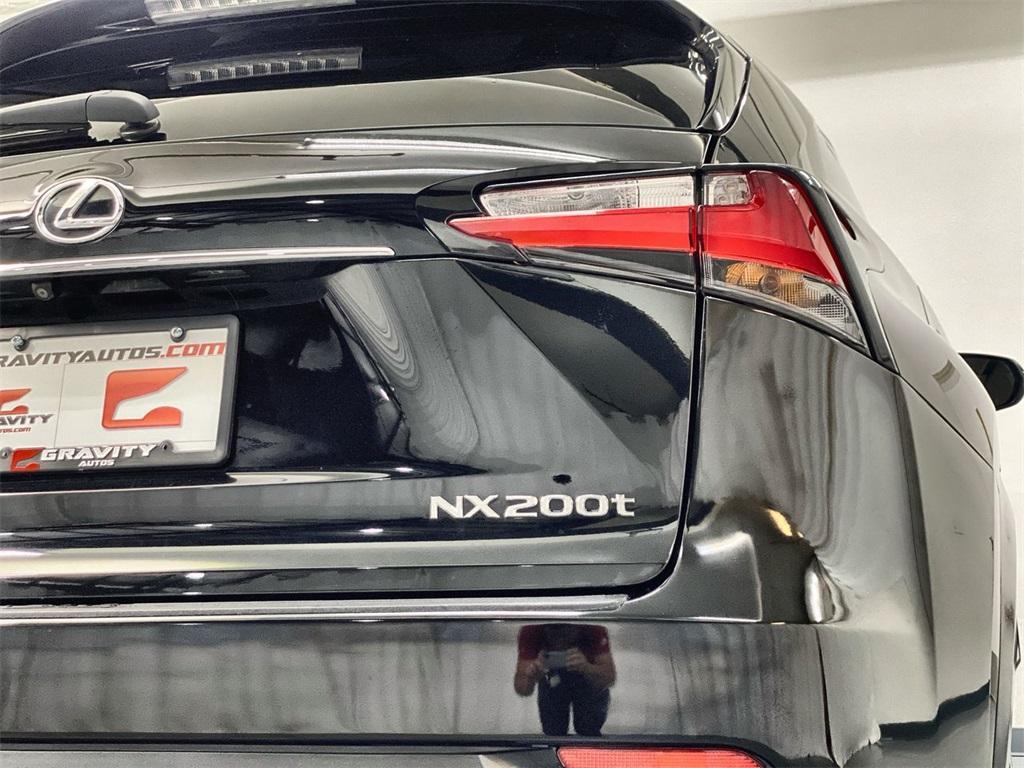 Used 2017 Lexus NX 200t F Sport for sale $28,998 at Gravity Autos Marietta in Marietta GA 30060 11