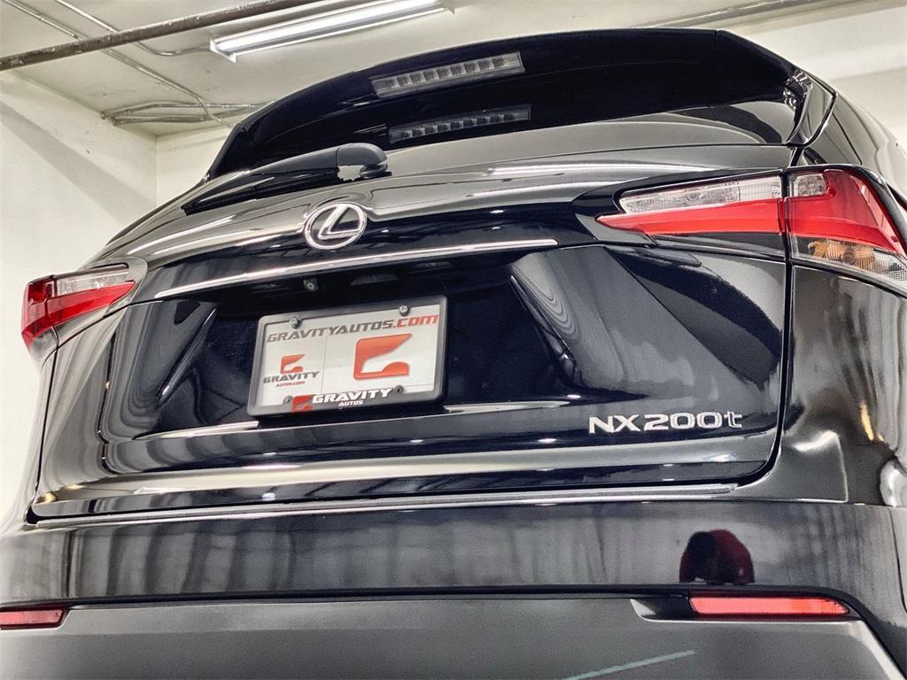 Used 2017 Lexus NX 200t for sale $27,888 at Gravity Autos Marietta in Marietta GA 30060 12