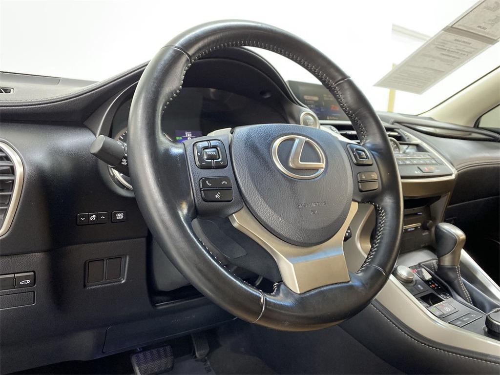 Used 2017 Lexus NX 200t for sale $27,888 at Gravity Autos Marietta in Marietta GA 30060 22