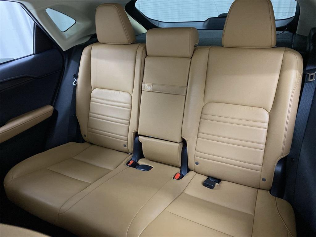 Used 2017 Lexus NX 200t for sale $27,888 at Gravity Autos Marietta in Marietta GA 30060 34