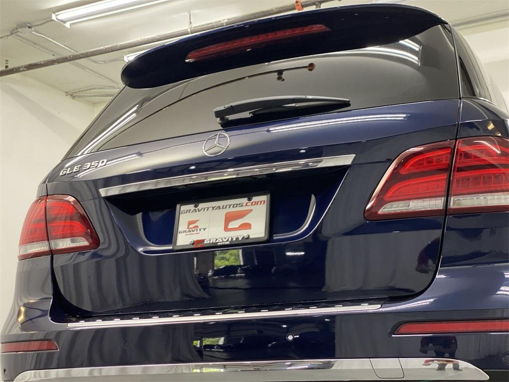Used 2017 Mercedes-Benz GLE GLE 350 for sale $34,988 at Gravity Autos Marietta in Marietta GA 30060 10