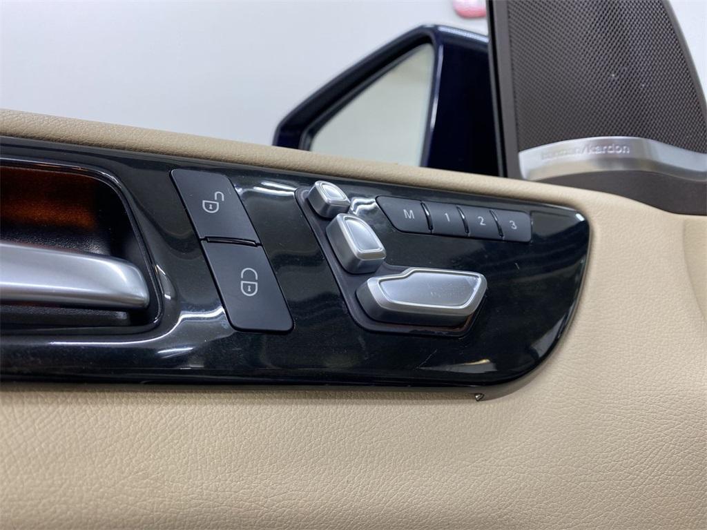 Used 2017 Mercedes-Benz GLE GLE 350 for sale $34,988 at Gravity Autos Marietta in Marietta GA 30060 16