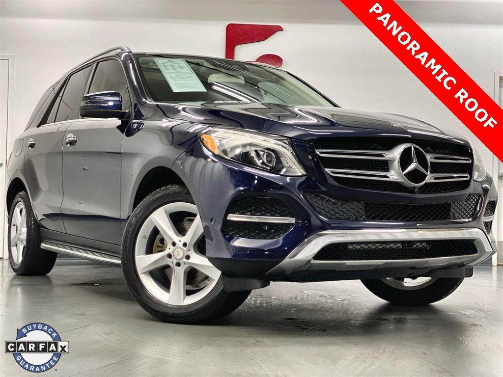 Used 2017 Mercedes-Benz GLE GLE 350 for sale $34,988 at Gravity Autos Marietta in Marietta GA 30060 1