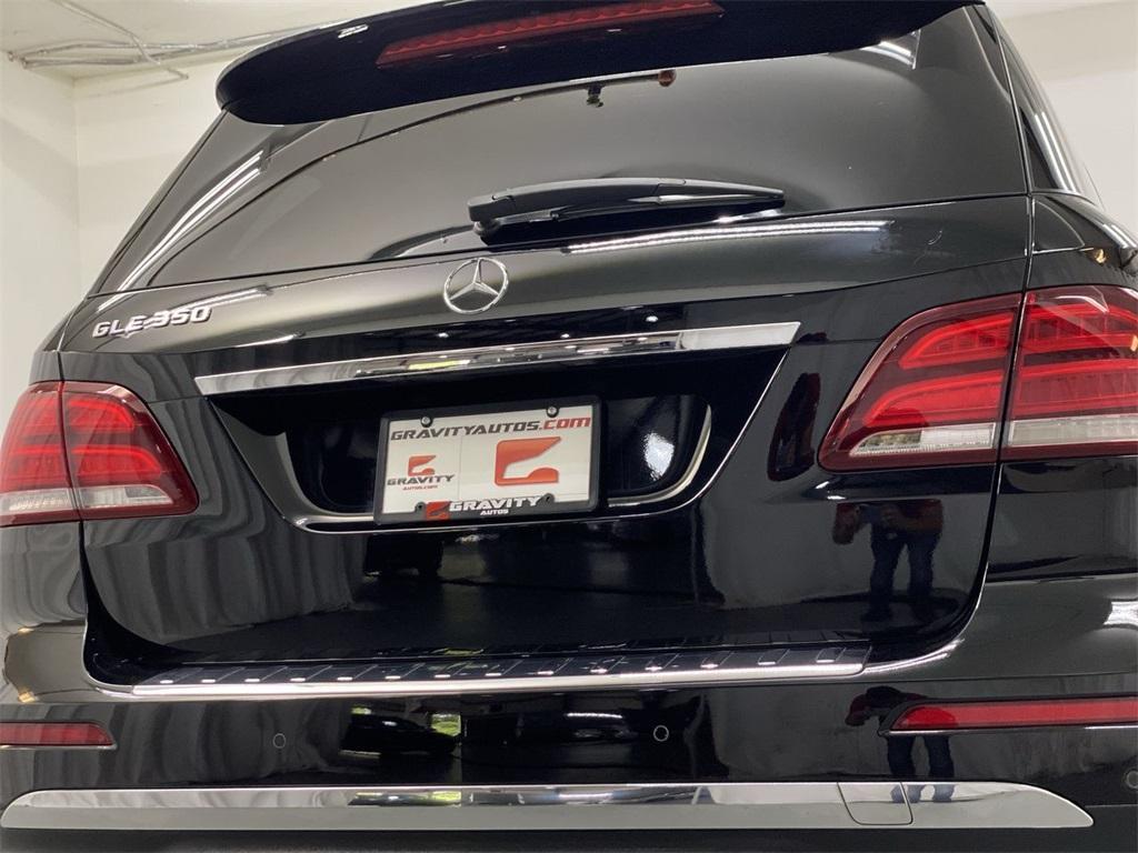 Used 2017 Mercedes-Benz GLE GLE 350 for sale Sold at Gravity Autos Marietta in Marietta GA 30060 12