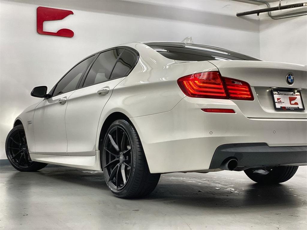 Used 2016 BMW 5 Series 535i for sale $28,888 at Gravity Autos Marietta in Marietta GA 30060 13