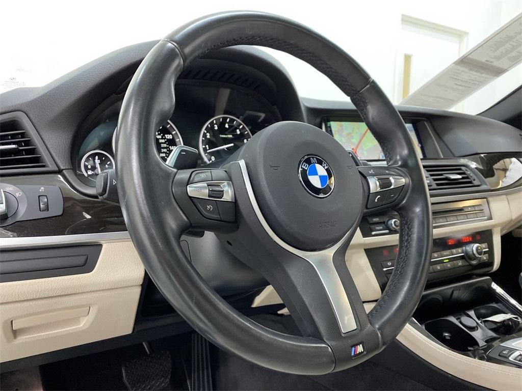 Used 2016 BMW 5 Series 535i for sale $28,888 at Gravity Autos Marietta in Marietta GA 30060 23