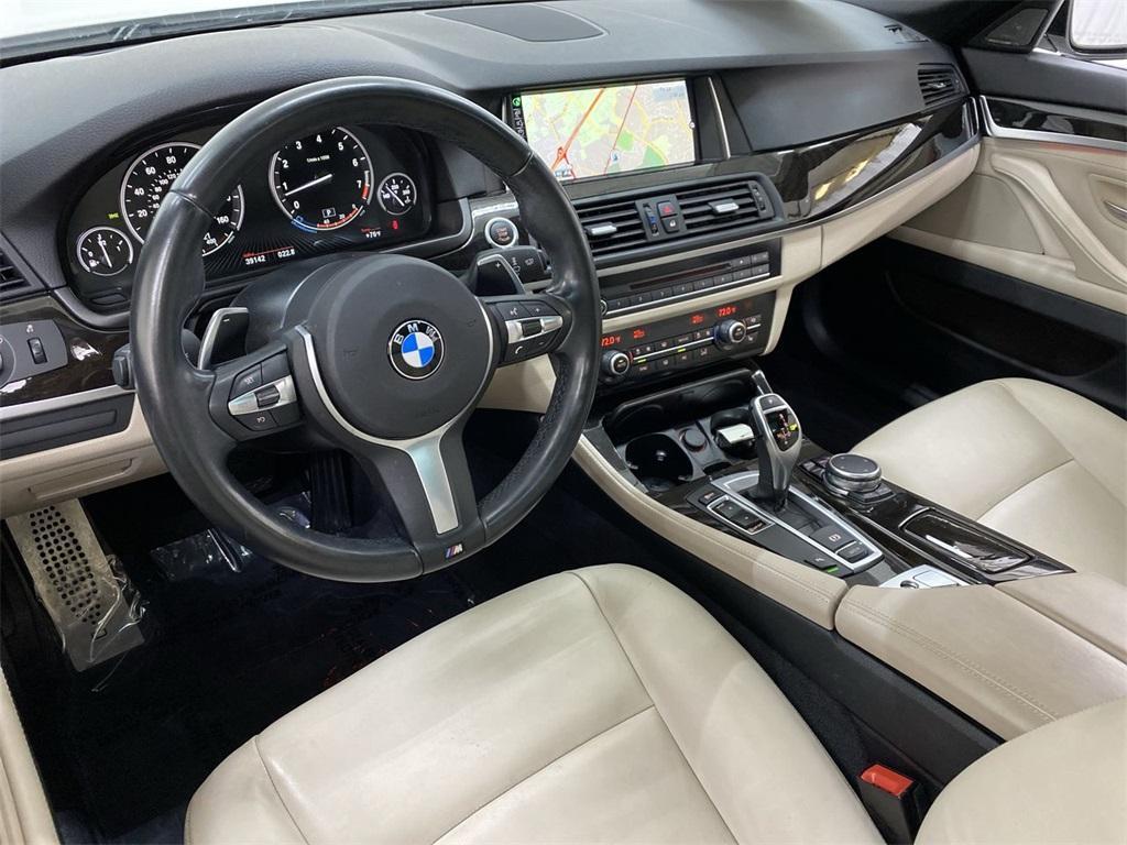 Used 2016 BMW 5 Series 535i for sale $28,888 at Gravity Autos Marietta in Marietta GA 30060 40